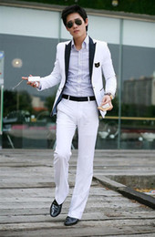 Wholesale jumpsuits Men s fashion black slim all match long sleeve suits one button suits Abic