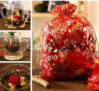 Wholesale mix styles kinds Blooming tea Art viewing Blossom Flower Process Tea