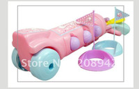 Wholesale Best selling Sports Series Golf Ball Set Children s Golf outdoor educational toy set