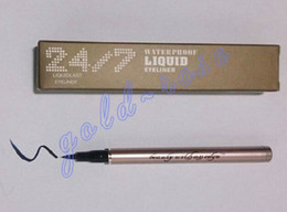 Wholesale NEW Makeup Eyeliner pen Liquid Black Waterproof Eyeliner GIFT
