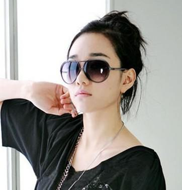 fashion sunglasses for women  Fashion Hotuv Protective Eyewear For Men And Women Tide Female ...