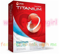 Wholesale 24H Sent genuinue Trend Micro Titanium Maxmium Security year user From Imgirl