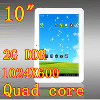 Wholesale Very Cheap Quad Core inch G DDR Android chinese OEM Tablet PC with dual camera