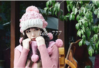 Wholesale new winter hat Korean version of warm wool cap hat ear hat Teddy Lei Feng cap