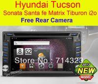 Hyundai GPS Navigation Android 2.3 3D Ma In-Dash TD607A Free Camera HD Android 3G WiFi Car GPS DVD Player Hyundai Santa Fe Tucson Sonata Elantra Getz Matrix Tiburon I20 Lavita 1Ghz CPU