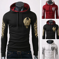 mens clothing - New Assassin s Creed III fall coats mens outwear Special Hoodie Coat men clothes men s jacket fashion print hooded pullover sweatshirt