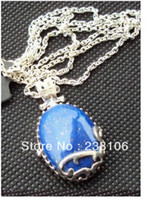 Wholesale Surrounding the vampire diaries Katherine Catherine silver necklace bracelet