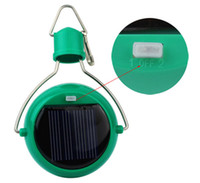 camping light - Waterproof Solar Camping Light Two Kinds Of Novelty LED Lights Y4079G