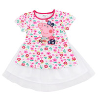 2014 White Nova Korean Children Clothing HOT PEPPA PIG cloth...