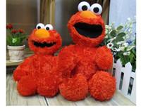 Wholesale Anime toy Sesame Street Elmo Tickle Me Elmo Laugh amp Learn Dance amp Play Plush Toys quot cm