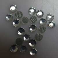 Wholesale Promotion pack SS20 Korean rhinestone heat transfer Crystal HotFix FlatBack Rhinestones DIY iron on chaton strass