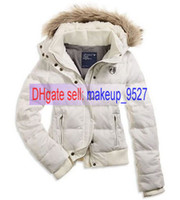 New 9Colors Women's AE Coat Jacket Winter parka Fur Hooded D...