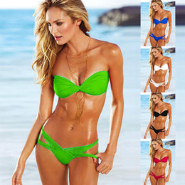 Wholesale New woman Sexy bikini Swimwear Sexy push up Swimsuit high quality the bathing suits for women