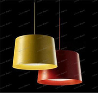 Wholesale LLFA221 AC110V V Foscarini Supernova Lamellar structure droplight Pendant light indoor lighting Chandeliers