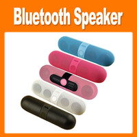 other Universal HiFi Pill Bluetooth Speaker Tap-to-pair with NFC technology for easy and instant Bluetooth audio ( 0802053)