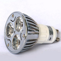 Wholesale 3W GU10 LED Bulbs E27 LED Lamp Light E14 LED Spot Light Dimmable LED Recessed Light
