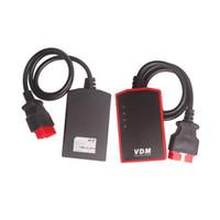Wholesale OBDII diagnostic tool VDM UCANDAS Wireless Automotive Diagnosis System Cover European American Asian Australian prevalen