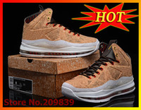 Wholesale Lebron Shoes For Sale New X Cork Mens Athletic Basketball Shoe Cheap Name Brand Men LBJ10