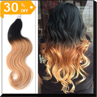 Body Wave Brazilian Hair machine 6A Grade Virgin Hair Peruvian Brazilian Malaysian Ombre Hair Hot Sale 3 Bundle A