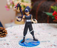 Wholesale 10pcs Dropship Cool Anime YuYu Hakusho Hiei Inch Action Figure