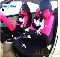Wholesale Fashion New Accessories Universal catton Car Seat Cover