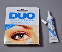 Wholesale Free Gift Hot new makeup DUO Water Proof Eyelash Adhesive glue G pc