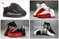 Wholesale 5 Colours Air Retro XII Women s Basketball Sport Footwear Sneakers Trainers Shoes Colours