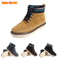 Cheap Free shipping 2013 New Suede High Top laced sneakers men casual fashion running skateboard shoes Brogue male dress Winter boots