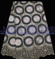 Wholesale L SWISS VOILE LACE cotton african lace fabric heavy big design and retail with last price New designs