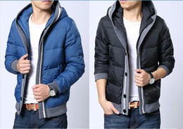 Wholesale 2014 Down Mens Jackets Winter Coats For Men Down Jacket Men Down Jacket Men Vest Outerwear Warm Clothing