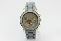 Wholesale 800pcs The rose gold header Watch Women s watch lady gold watch brand Three eye watches