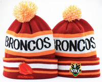 Wholesale sell NRL Beanies all teams mixed order snapbacks knit beanie winter skullies
