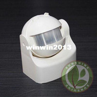 outdoor motion detector - NEW180 Degree White Outdoor Security infrared Motion PIR Sensor Detector