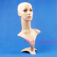 Wholesale Female mannequin hat wig head model display