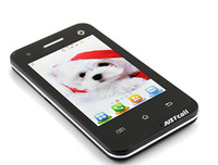 Cheap Wholesale - Free Shipping Cheap FA05776 Smart Phone Android 2.3 MTK6515 1.0GHz 3.5 Inch 3.0MP Camera- Black FA05 Cell Phone