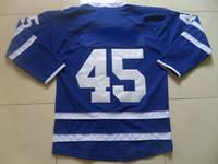 Wholesale 2014 Toronto Maple Leaf new size ice hockeys clothing comfortable soft maple game jerseys stylish
