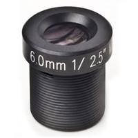 Wholesale CCTV camera lens amp quot M12 F1 Mega pixels mm lens for HD IP CCTV Security cameras