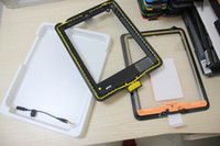 NUUD Waterproof Case Cover with Stand Bundle for iPad 2 3 Ne...