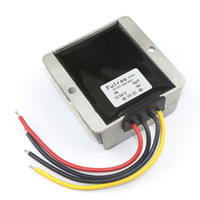 DC 5V 20A -25 °c ~ +60 °c, 100 PCS LOT Power Adapter DC 10-35V to 5V 20A Step Down Converter for LED Driver Car Motorcycle and DIY etc #090068