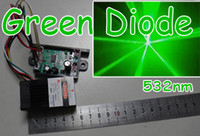 Wholesale Factory promotion G50 green laser diode module Stage Show output power mW mW Green nm Laser Diode Module TTL