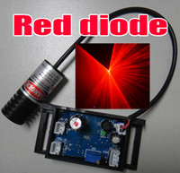 Wholesale High quality Industrial R100 mW mW nm Red Laser Module Diode with Driver