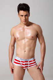 Wholesale New Design Sexy Men s Man Smooth Underwear Mens Boxers shorts Holiday Gifts High Quality