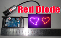 Wholesale High quality nm Red Laser Diode Module Stage Show Laser mw mw red laser device