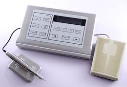 Wholesale 1set Nouveau contour needle Cartridges digital permanent makeup tattoo machine with LCD power supply