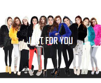 Cheap 2013 New stylenanda official website with fake fox fur coat color models