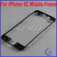 For iphone 5C Middle Frame Chassis Bezel LCD Frame Holder Su...