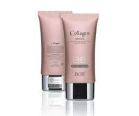 Concealer Power bb collagen - Hot BOB Collagen Smooth Natural BB Cream Isolation Block Defect Naked Makeup g Blemish Balm Colors Skin Care