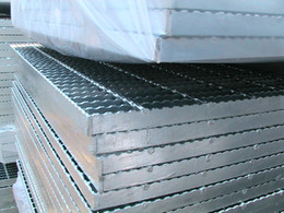 Wholesale Anping Metal Door Mat Stainless Serrated Steel Grating Ditch cover