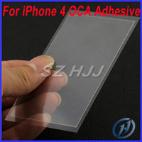 250um Mitsubishi OCA Optical Clear Adhesive LCD Digitizer Glass Sticker Pour iphone 4 4S 5 5S 5C 6 Double Side