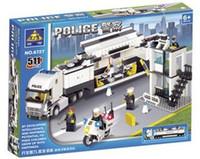 Building Block Truck